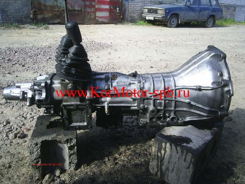 Механика МКПП Hyundai Galloper