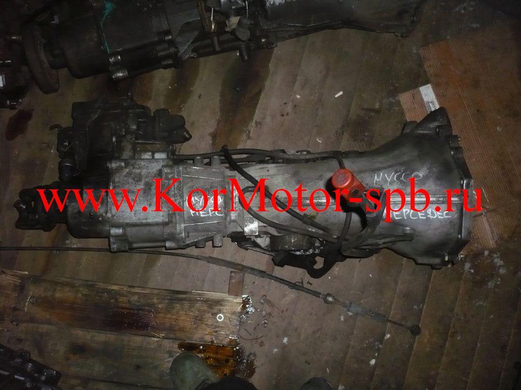 Купить автомат SsangYong Korando, Musso 772.3 OM661, OM662