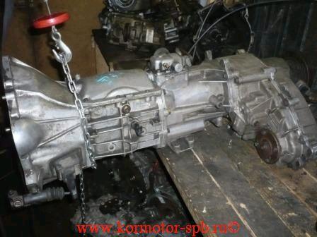 Механическая трансмиссия МКПП для а/м Корандо, Муссо, Тагер, Партнер с двигателями 661, 662